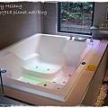 觀月套房~按摩浴缸