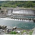 五峰旗風景區~攔砂壩