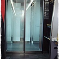 Narita Express車廂玄關