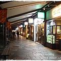輕井澤KARUIZAWA站旁OUTLET區飲食街