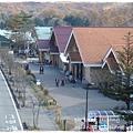輕井澤KARUIZAWA站旁商店區
