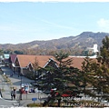 輕井澤KARUIZAWA站旁OUTLET區