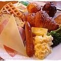 小田原希爾頓(HILTON)~西式早餐(自助餐式)