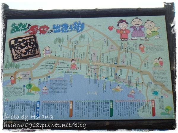 箱根町地圖