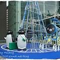 新宿南口東日本鐵路公司聖誕誕裝飾