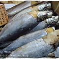 築地場外市場~爆卵的魚