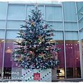 原宿GAP前聖誕裝飾