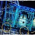新宿南口東日本鐵道公司前聖誕裝飾