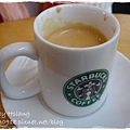 新宿南口Starbucks~Double Espresso