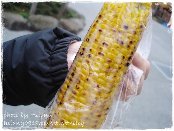 淺草Asakusa~烤玉米