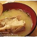 まぐろ人(壽司)~蟹味增湯