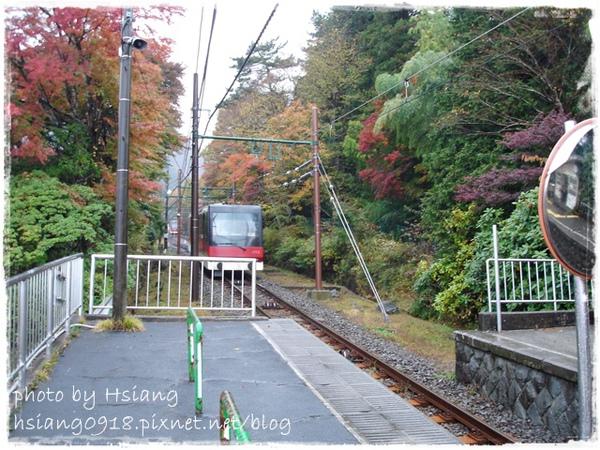 箱根登山纜車Cablecar~強羅→早雲山