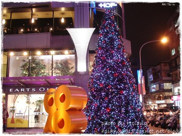 台北忠孝大安BISTRO98聖誕樹