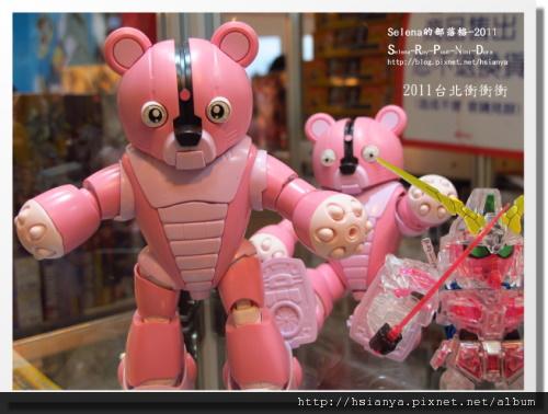 2011美麗華百貨萬代模型展 (3).JPG