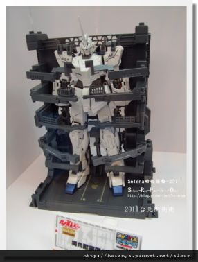 2011美麗華百貨萬代模型展 (10).JPG