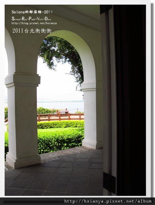 2011淡水小白宮 (7).JPG