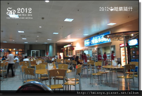 2012-29河內機場晚餐 (1)