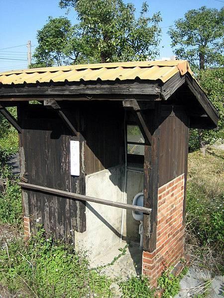男廁保留樣貌