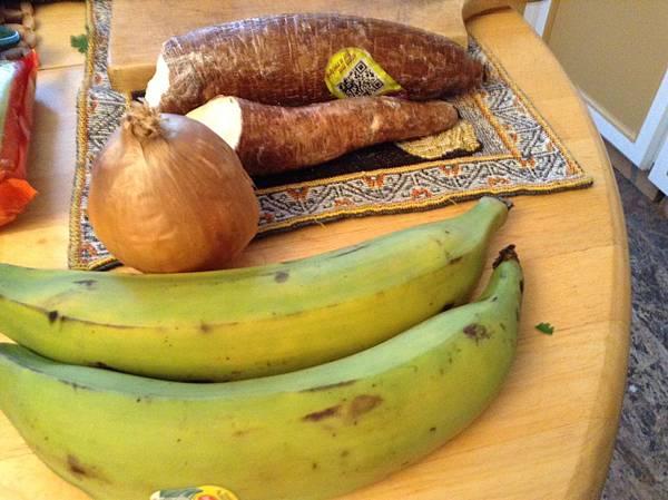哥倫比亞重要食材
