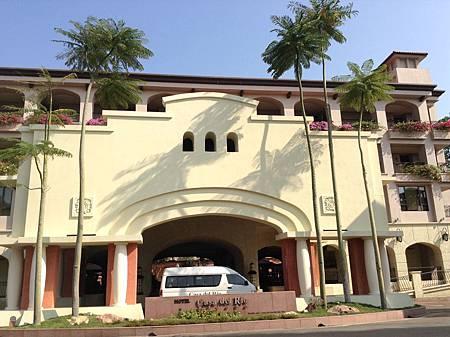馬六甲的旅館﹣Casa del Rio Hotel