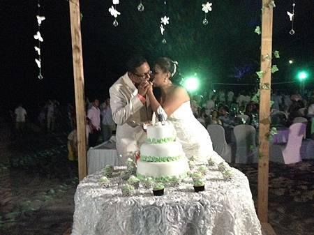切結婚蛋糕