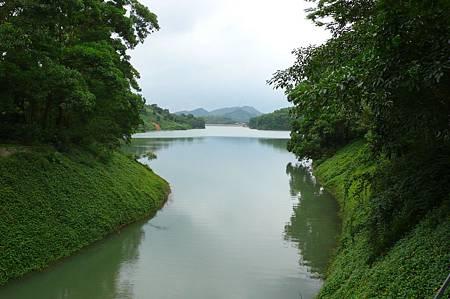 紅花湖一景