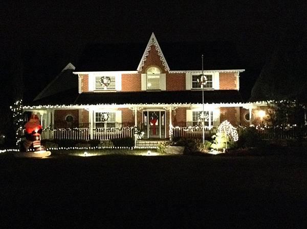 聖誕燈飾2