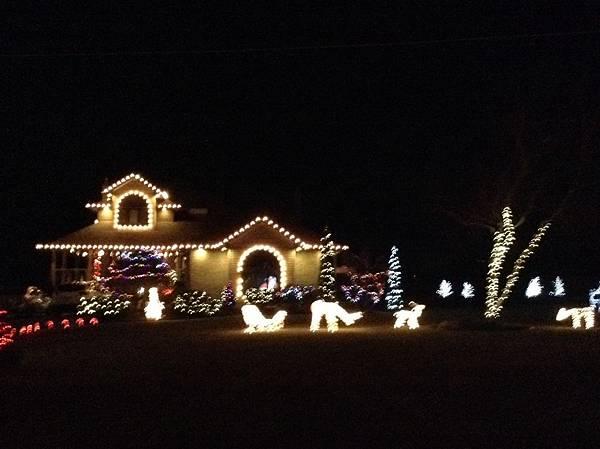 聖誕燈飾4