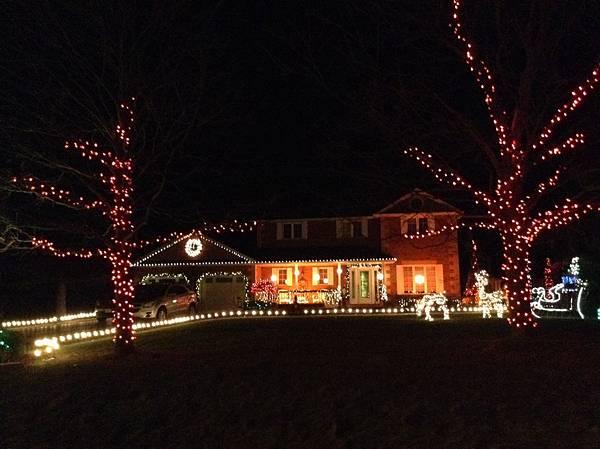 聖誕燈飾3