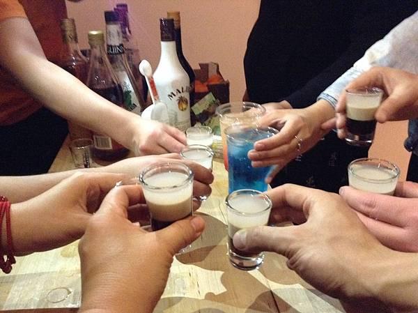 為2015乾杯