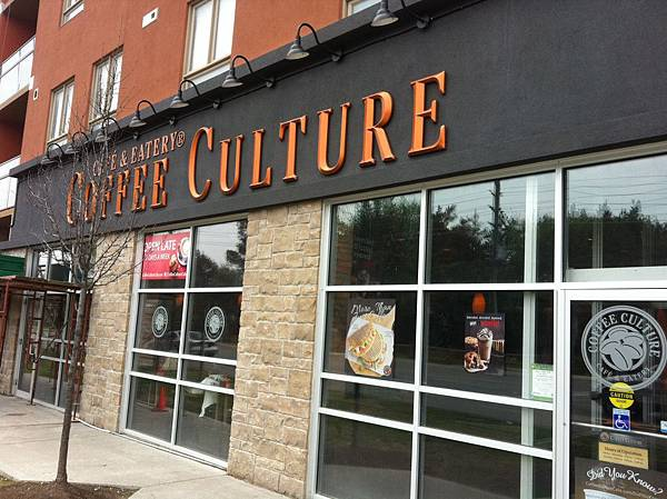 Coffee Culture咖啡館