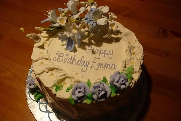 特製生日蛋糕