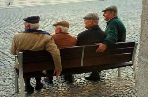 抗老化方法