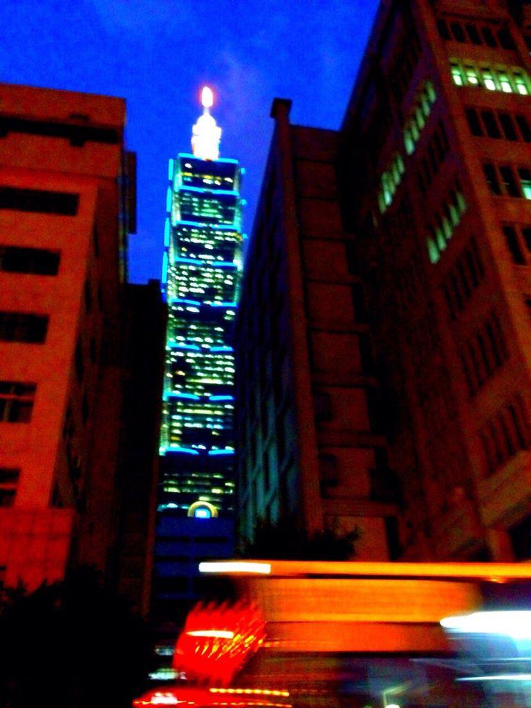 台北新風景(一)