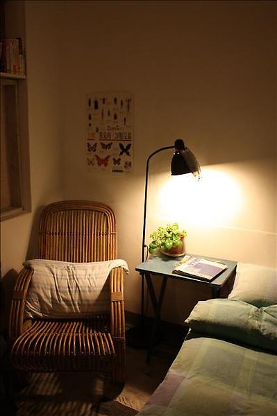 悠閒的閱讀空間