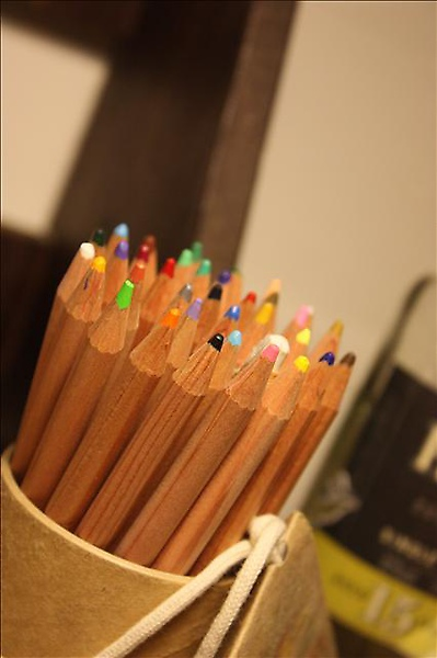 色鉛筆~我的愛