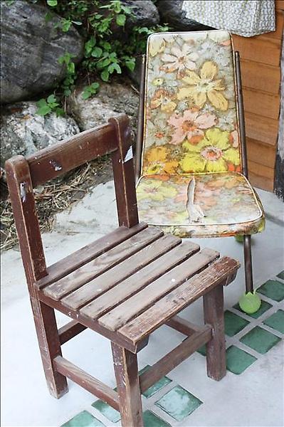 懷念的椅子