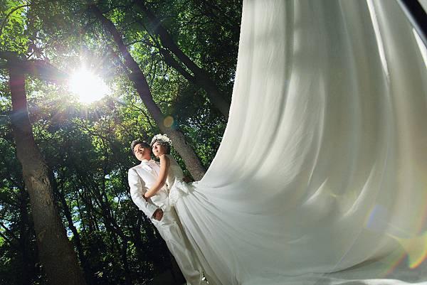 自主婚紗/新竹婚紗攝影工作室