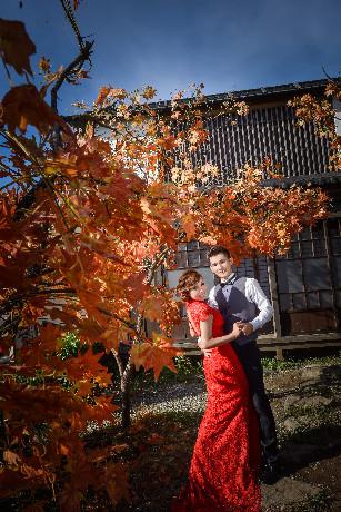 新竹婚紗工作室:推薦復古風格婚紗