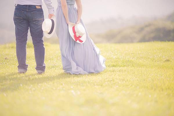 新竹婚紗草原攝影