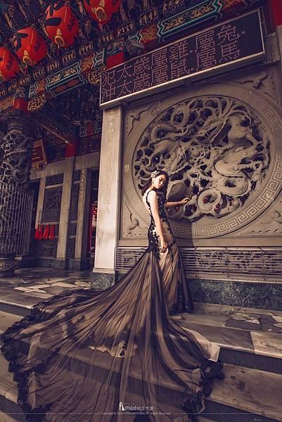 廟宇婚紗照拍攝地點