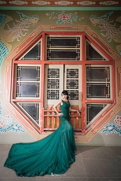 寺廟婚紗照拍攝位置