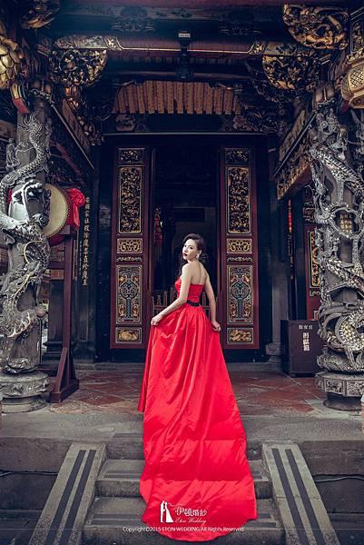 台南廟宇婚紗照