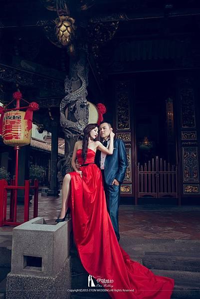 廟宇婚紗照拍攝景點
