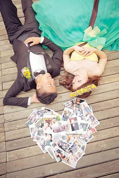 婚紗照姿勢教學