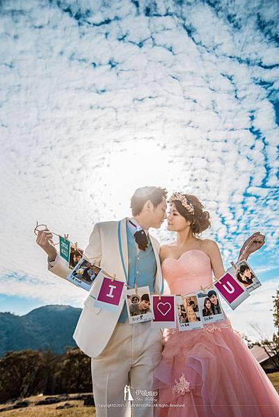 婚紗照姿勢圖片