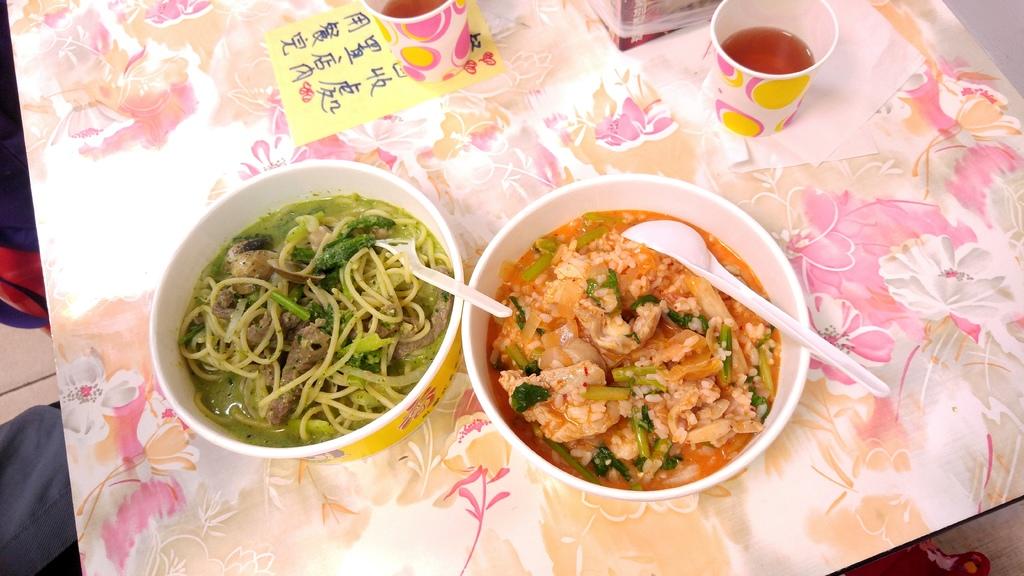 新竹/新竹國小對面/內用外帶或外送皆可/喬賣麵 外帶式意大利麵(飯)