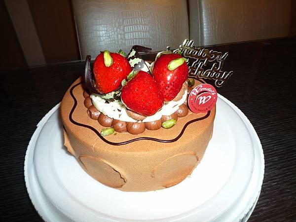 溫德蛋糕--6吋布拉格