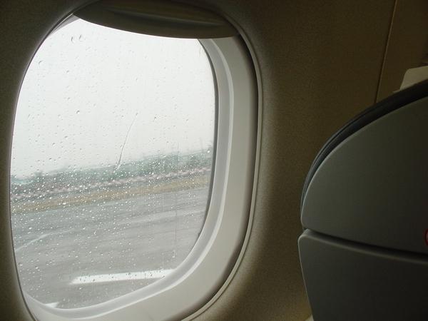 暫時和窗外濕冷的天氣say bye