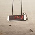 出機場時都已經下午1:43了